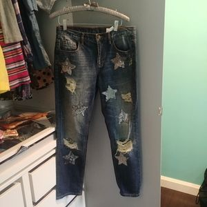 Sass and Bide jeans size 25 in EUC